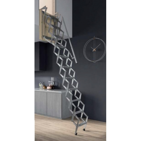 FARAONE 10270130 Escalera escamoteable 70x130 RE10210270130