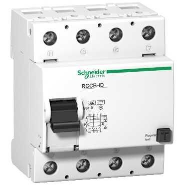 SCHNEIDER ELECTRIC 16754 INT.DIF.ID-B 4P SELECTIVO 40A 300mA 415V