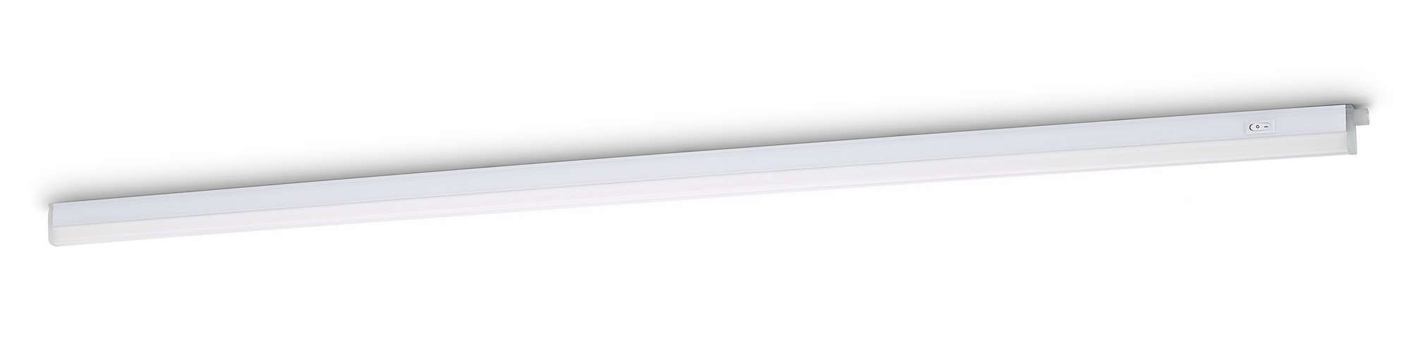 PHILIPS 850873116 LUMINARIA LINEAR LED 2700K 1x18W