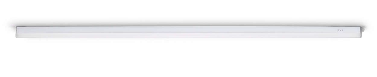 PHILIPS 850893116 LUMINARIA LINEAR LED 4000K 1x18W