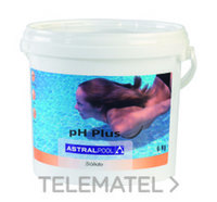 ASTRALPOOL 11386 REGULADOR PH-PLUS SOLIDO(EN BOTE 6Kg)